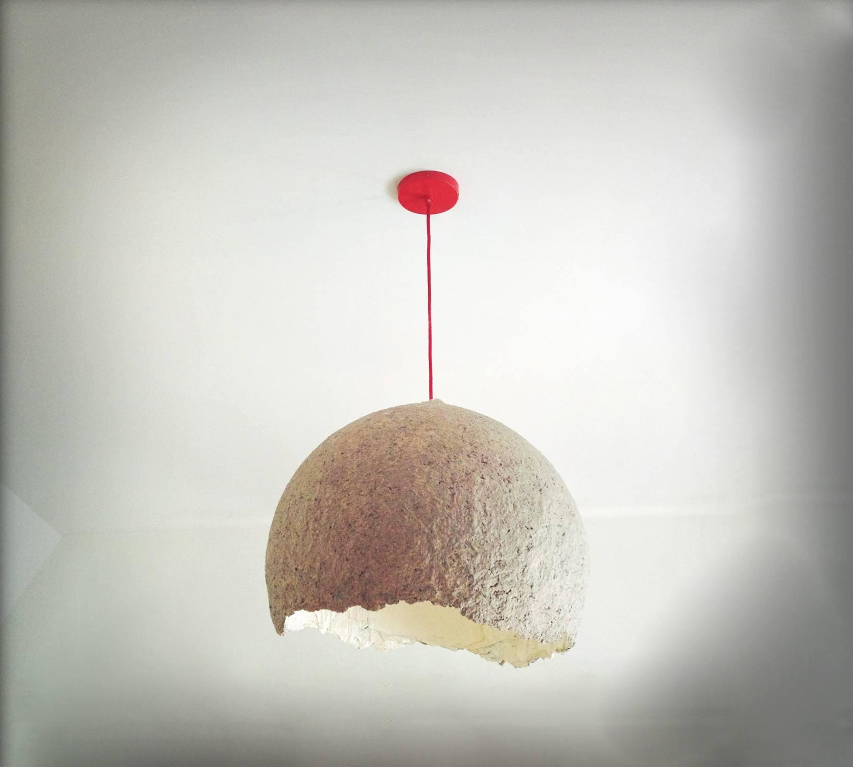 Make a Paper Mache Lamp
