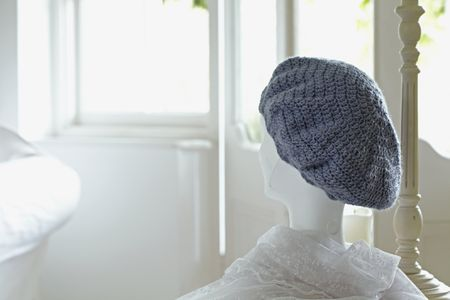 What Is a Crochet Chemo Cap for Cancer  fd494329f5f