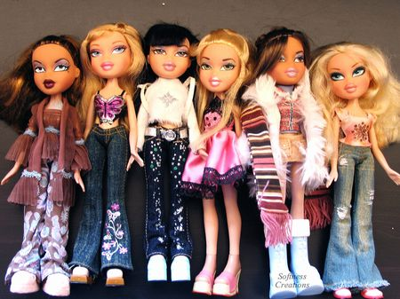 bratz dolls history characteristics and more