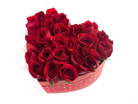 Diy Rose Heart