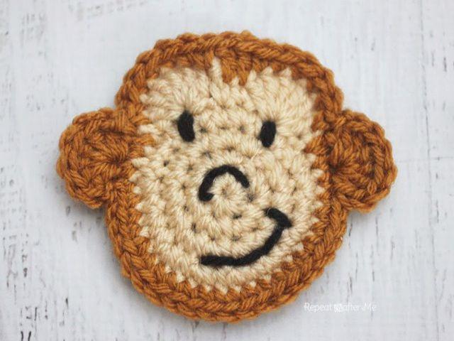 Amigurumi Baby Monkey | 480x640