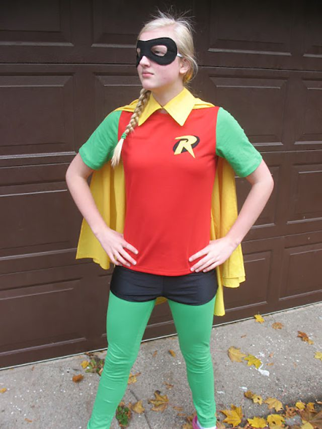 14 Diy Superhero Costume Ideas