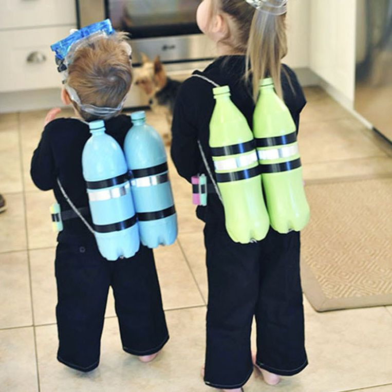 Scuba Diver Halloween Costumes