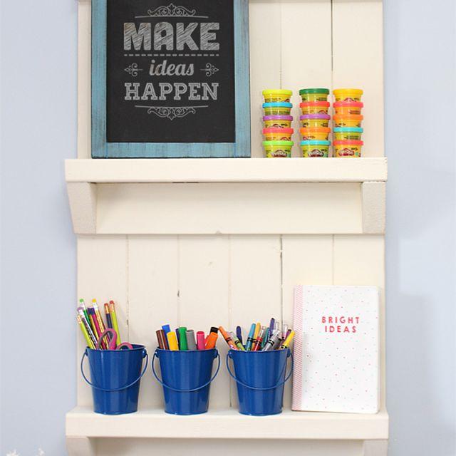wall organizer shelves