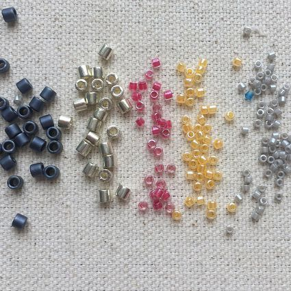 Estimating the Number of Beads Needed