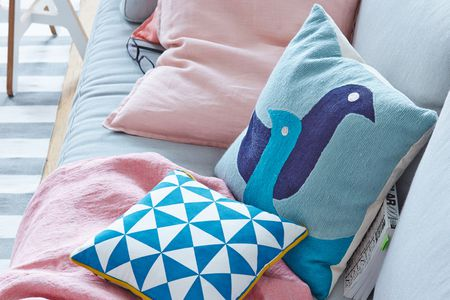 Easy Pillowcase Pattern With Simple French Seams