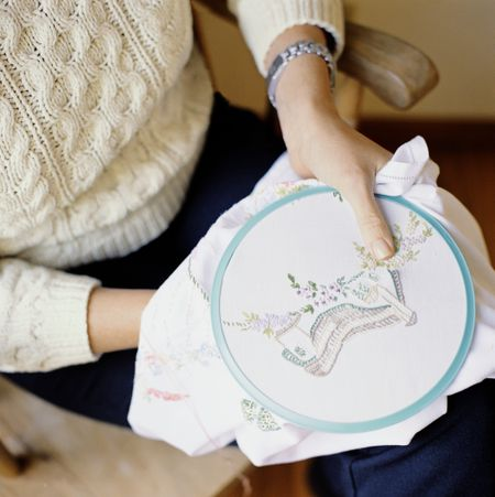 Learn How to Finish a Needlepoint Pillow Like a Pro