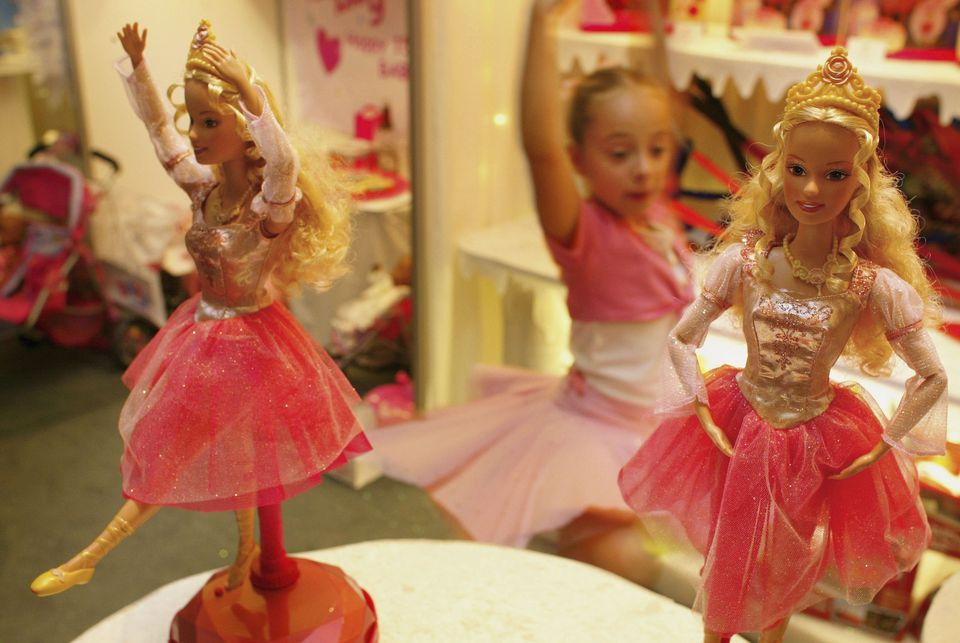 Barbie Top Toys For Xmas Revealed