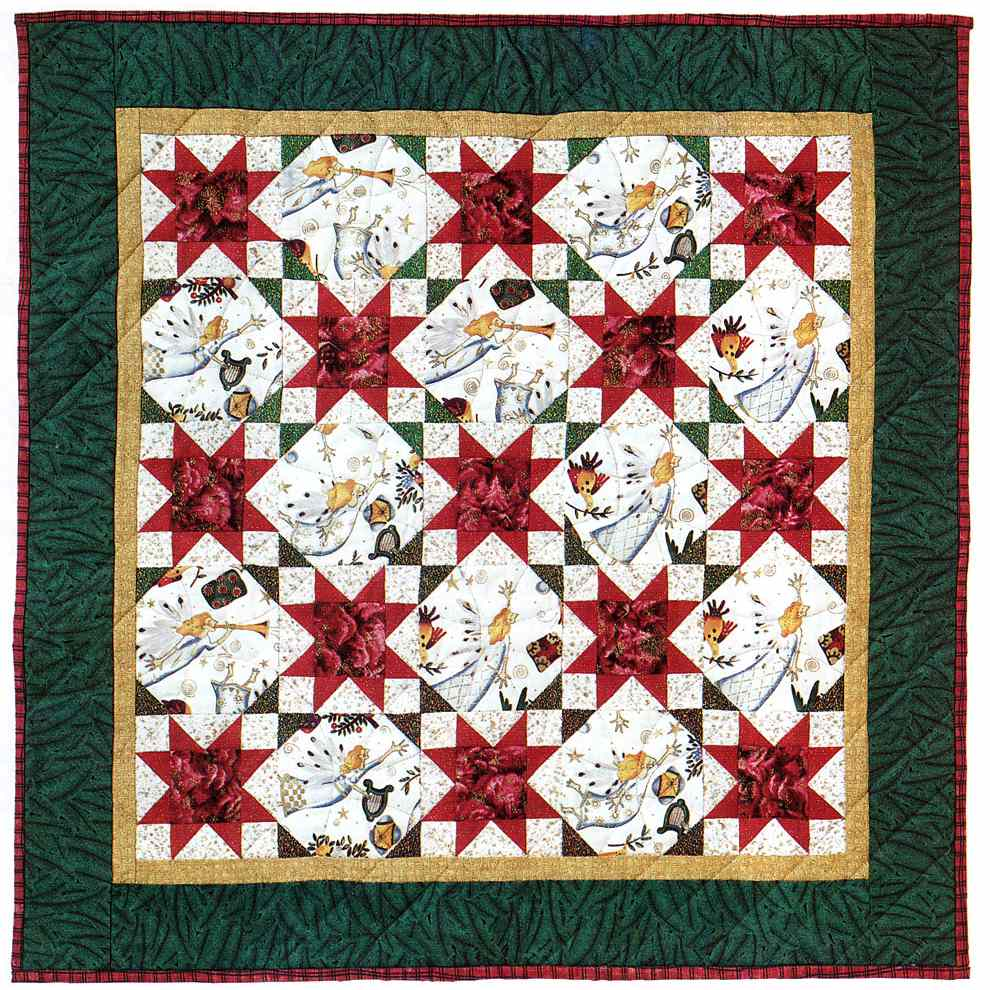A Joyous Celebration Quilt Pattern