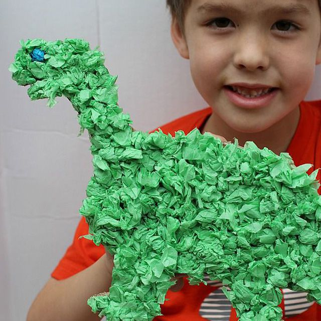 10 Diy Dinosaur Crafts