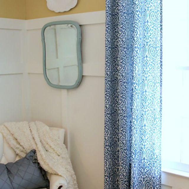 14 Diy No Sew Curtain Tutorials