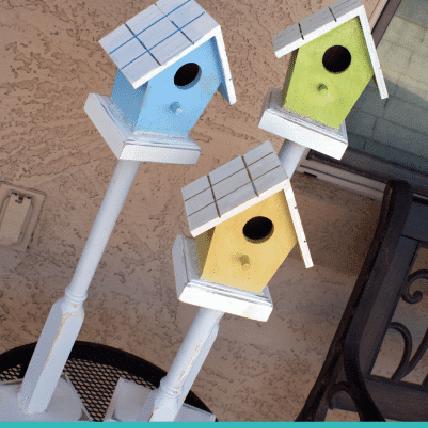 DIY Birdhouse plans