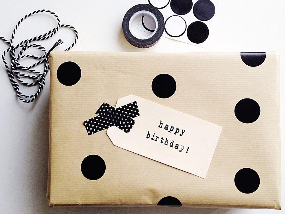 5 unique ways to wrap a simple present