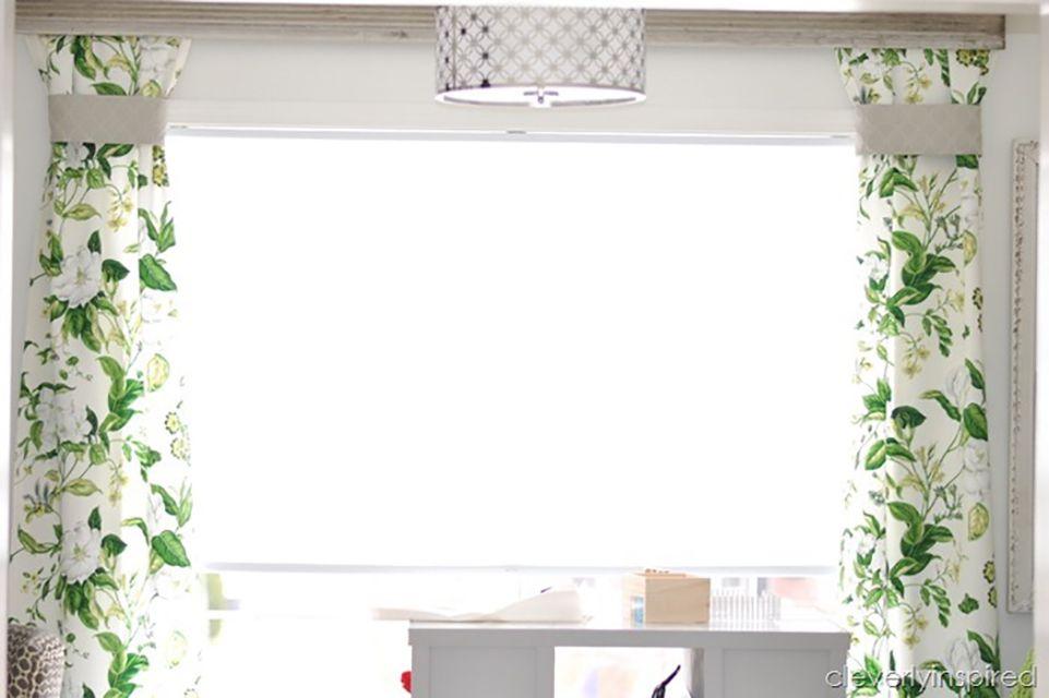 diy drapes tutorial
