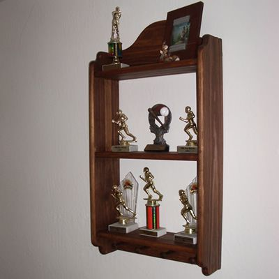 learn to build a knick knack shelf