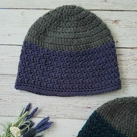 10 Crochet Beanie Hat Patterns