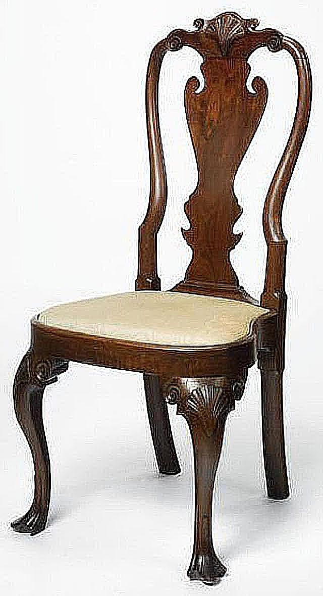 - Examples Of Queen Anne Style Antique Furniture