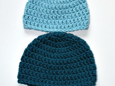 10 Crochet Beanie Hat Patterns