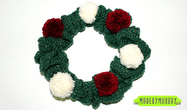 Crochet Wreath Patterns For All Occasions