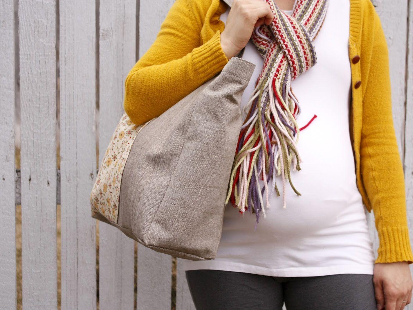 10 Free Tote Bag Sewing Patterns