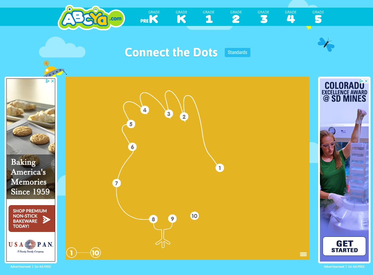 81 Connect the Dots Games You Can Play Online