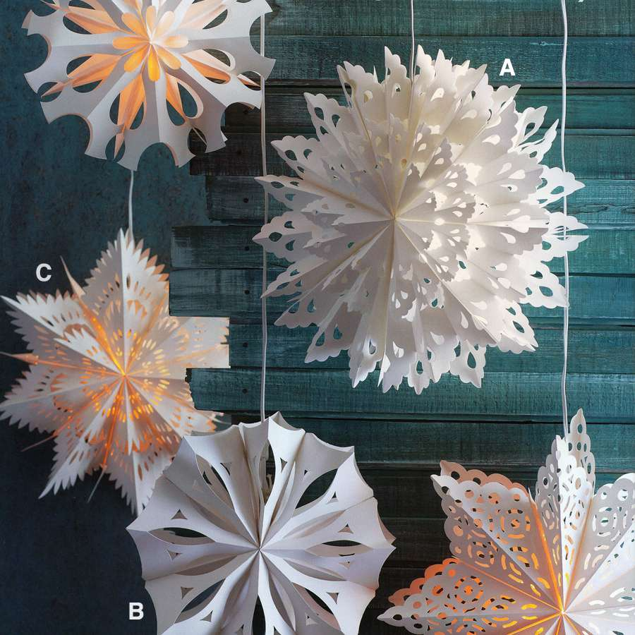snowflake lams