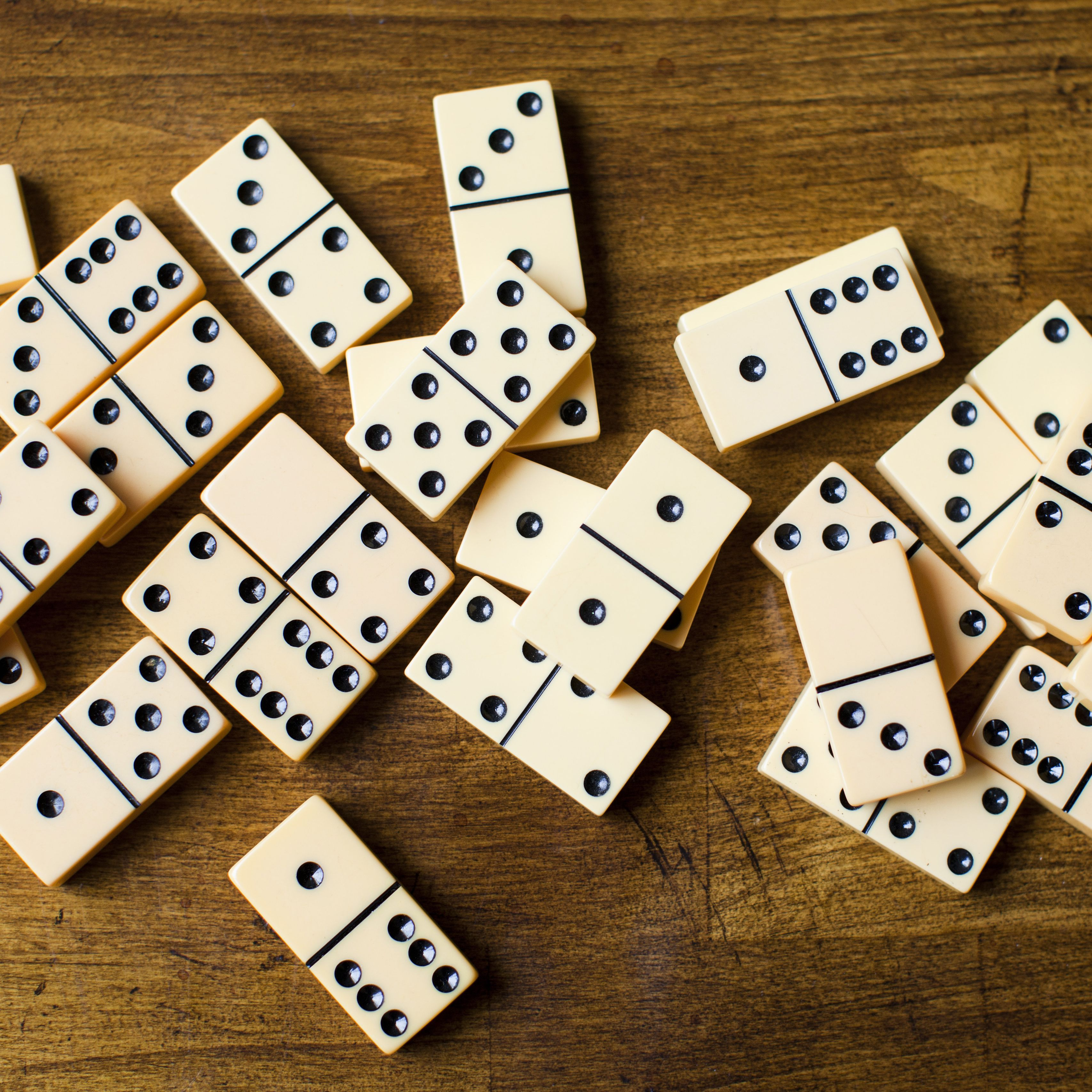 How To Play Chicken Foot Dominoes