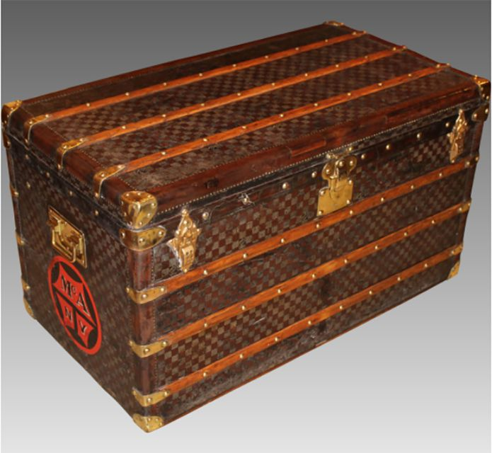 e977bb32a076 The Value of Vintage Louis Vuitton Luggage