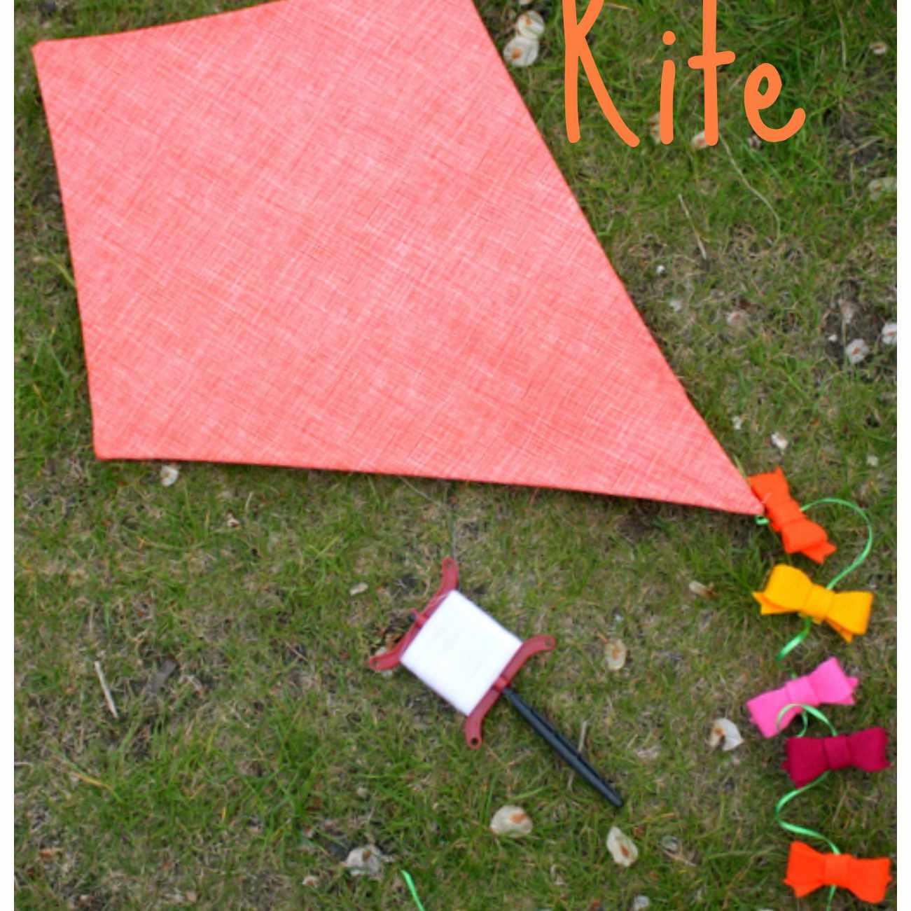 DIY Fabric Kite
