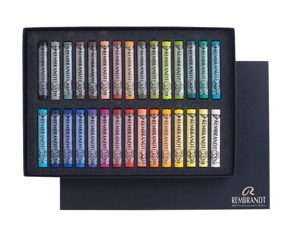 Rembrandt® Pastel 30 Color Set
