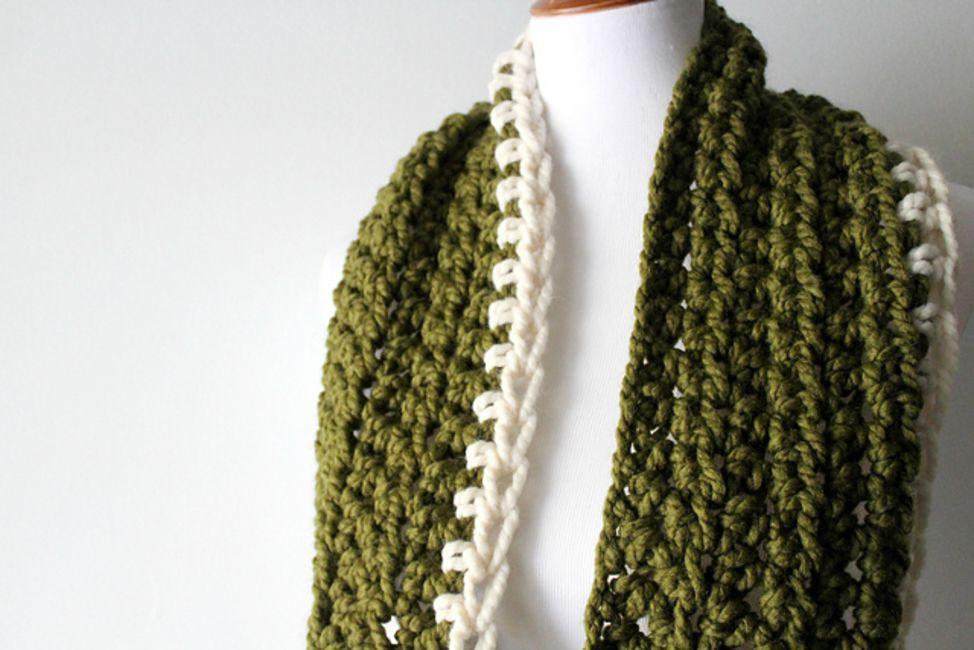 Easy Crochet Scarf Free Pattern
