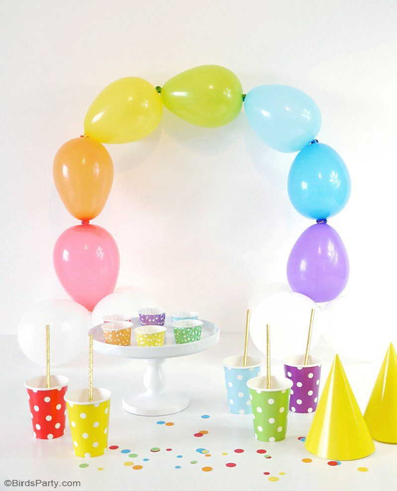 25 Fun Festive DIY Party Decorations