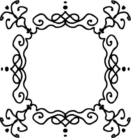 free printable frame for cards and scrapbook pages kate pullen