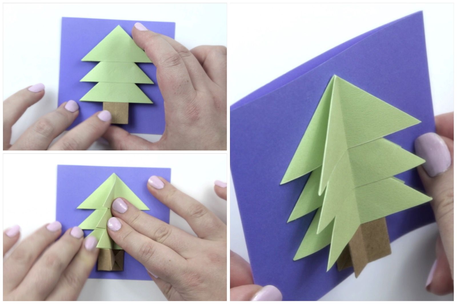 Easy and rich - Origami diamond ornaments. Christmas decoration ... | 1066x1600