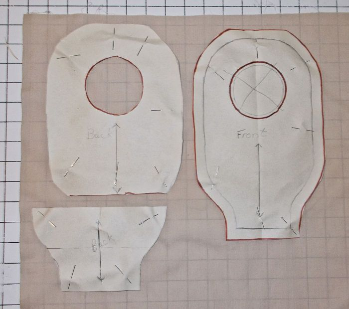 Prime How To Sew An Ostomy Pouch Cover Pattern And Tutorial Theyellowbook Wood Chair Design Ideas Theyellowbookinfo