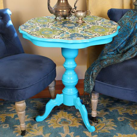 Admirable 10 Unique Ways To Update A Table With Decoupage Download Free Architecture Designs Grimeyleaguecom