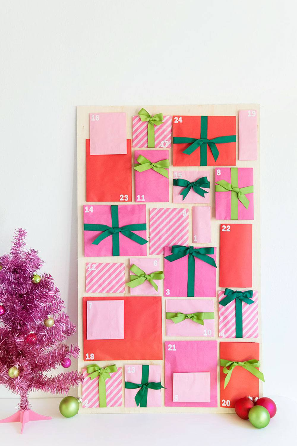 Diy Advent Calendar For Adults : Diy advent calendars for adults