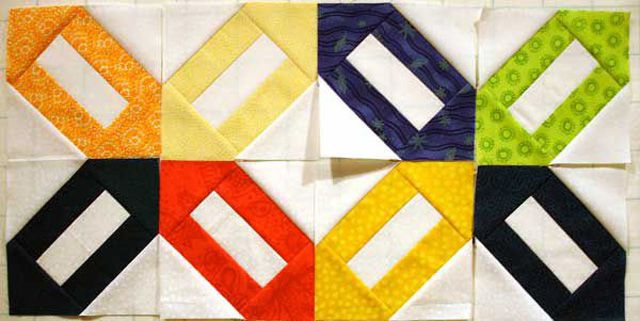 Cracker Quilt Blocks