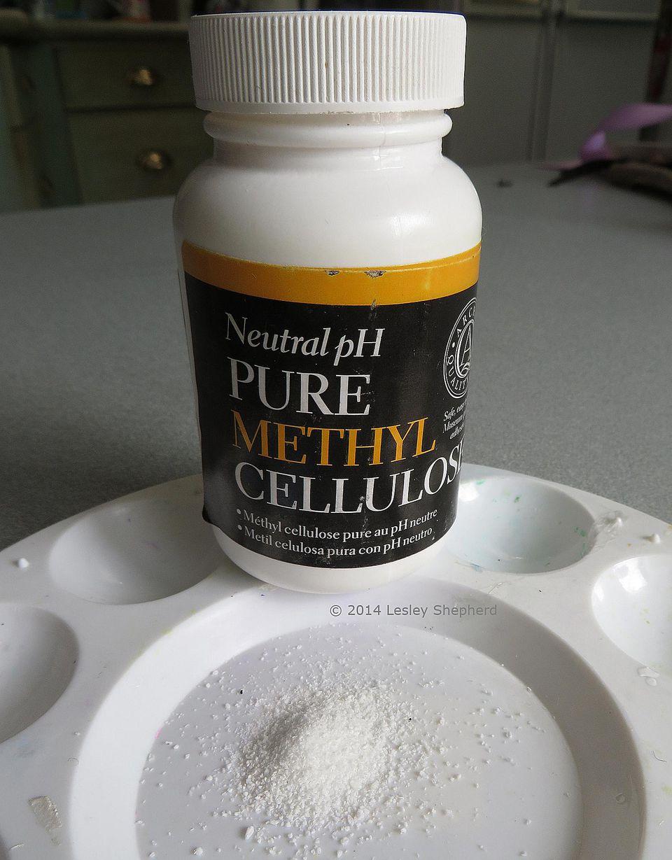 Methyl cellulose glue powder