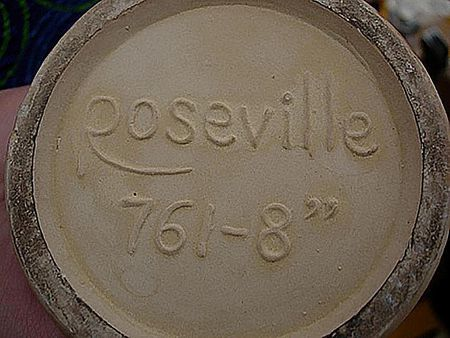 Identifying Roseville Pottery Reproductions