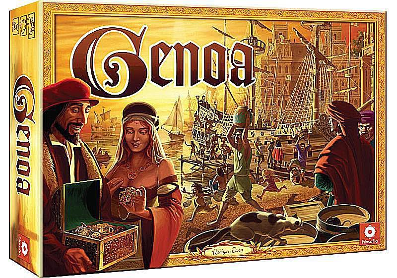 traders of genoa