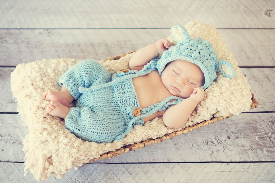 Free Crochet Patterns for Baby Items