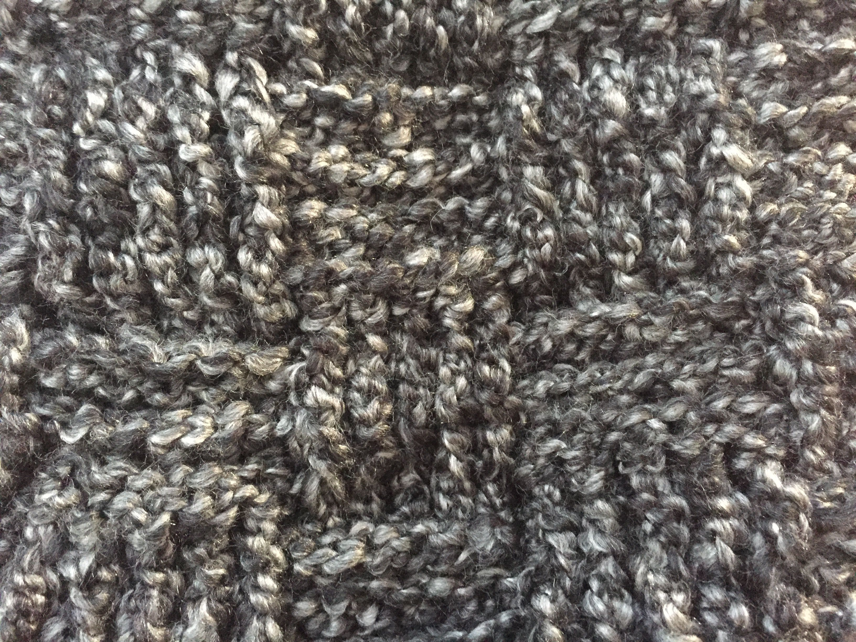 Post Stitches for Basketweave Crochet
