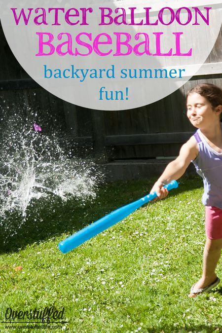 19 Diy Water Games For Summer Fun