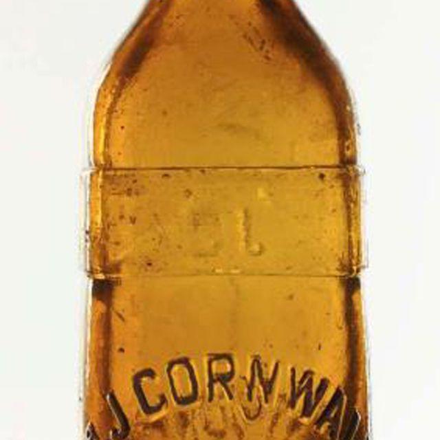 Cornwall Beer Bottle
