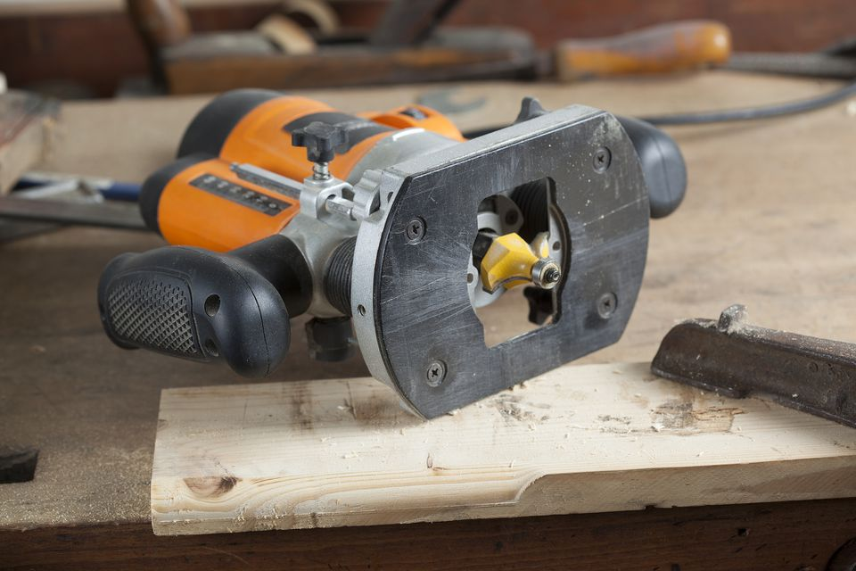 woodworking router .carpentry