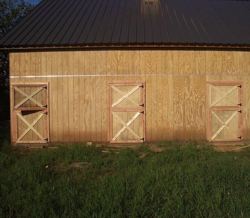 How To Build Dutch Barn Doors