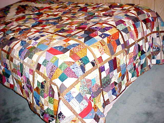 Ugly Quilt