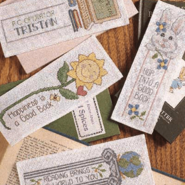 Little learner bookmarks