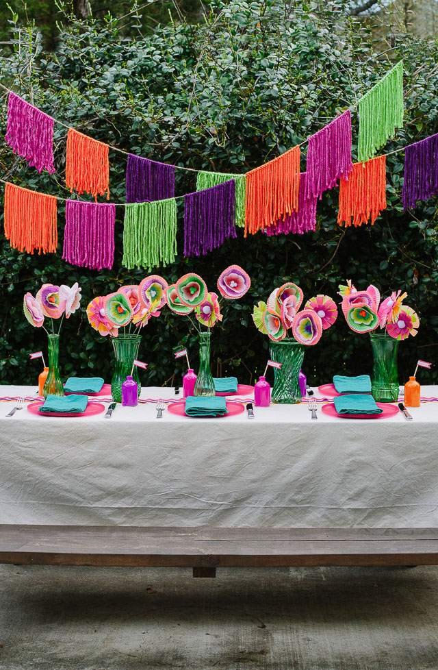 28 Mexican Fiesta Party Diy Ideas For Cinco De Mayo